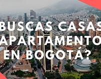 SEO en Youtube - Video de Inmobiliaria en Bogotá