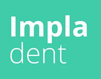 Impladent | Branding/Web