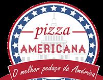 Criação de Logo - Pizza Americana