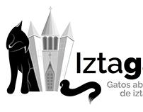 Logotipo IztaGatos