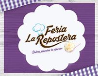 * Feria La Repostera * 2015/2016 * community manager