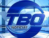 Vinheta de Abertura jornal TBO Notícias