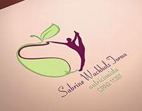 Logo Sabrine Wachholz - Nutricionista