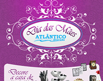 Design de Email Marketing - Atlântico Atacado