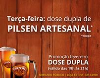 ARTE | Restaurante e Choperia Essencial (Redes Sociais)