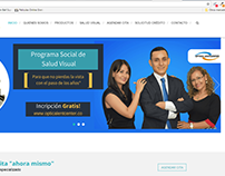 Proyecto SEO On Page - Optica Lentcenter