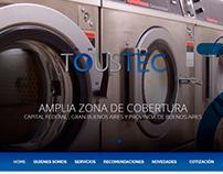 Identidad Corporativa. Logo, Tarjetas, Carpetas y Web
