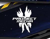 Proyecto Mecha - Vídeo Juego