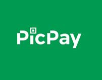 Propaganda Fictícia empresa PicPay
