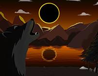 Eclipse Solar - Landscape