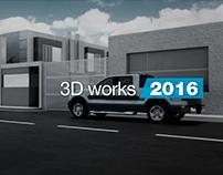 3D Modeling // 2016