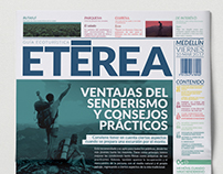 Newspaper Etérea