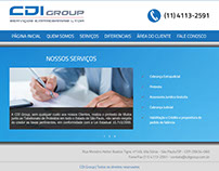 CDI Group - Criação do Site