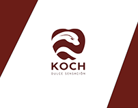 Koch Chocolates | Branding