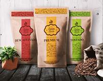 Cafetería y Pastelería Cielito Lindo - Branding