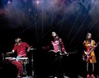 """Afiche - El Otro yo """"Japan Tour 2015"""""""