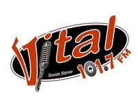 Spot Radial: Presentación Vital 101.7 FM (2007)