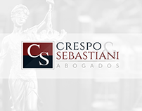 Crespo & Sebastiani | Branding