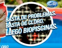 Biopiscinas - Spot TV