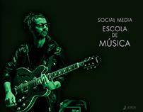 Social Media - Escola de Música