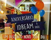 Aniversário iDream