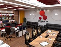 ORGANICO - STUDIO DESIGN OFICINAS PRINCIPALES