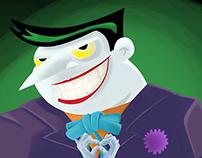 The Joker Gru