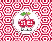 Carta Agradecimento 1ª compra - Le Fruit - E-commerce