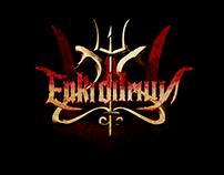 Logo para banda de metal