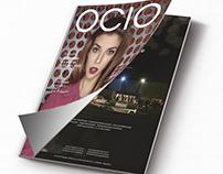 RocaBianca - Diseño de publicidad en revista.