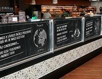 Comunicação Visual - Hippo Supermercados