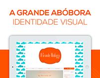 A Grande Abóbora - Identidade Visual