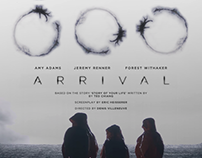 Arrival (2016) Fanart Poster