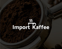 Importkaffee - Branding