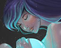 Ilustração: Ultima luz