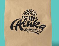 Logo Aluka Guloseimas