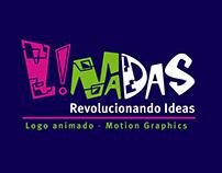 Limadas - Logo animado
