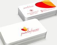 Cartão de Visita | Pour la Femme