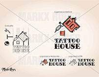 Tattoo House Logo