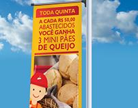 Auto Posto Vila Baroni - Criação de Campanha.