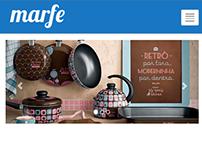 #Site - Marfe Representações