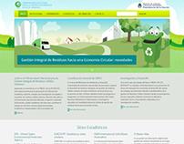 Sitio Web Observatorio GIRSU