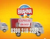 Chopp Brahma Express