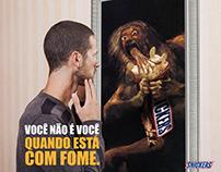 PEÇAS PUBLICITÁRIA - OBRAS DE ARTE
