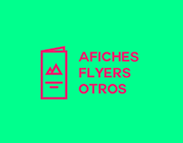 Afiches, Flyers, Otros