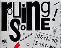 Reestructuración de la Revista Rolling Stone