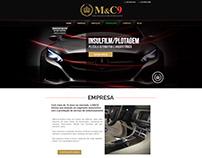 M&C9 - Estética Automotiva e Gestão de Estacionamentos