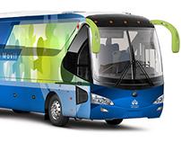 Unidad Movil - Bus