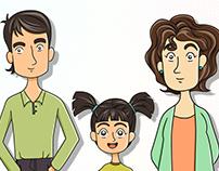 Character Design | Visão Prev