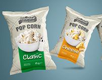 Pop Corn Packaging